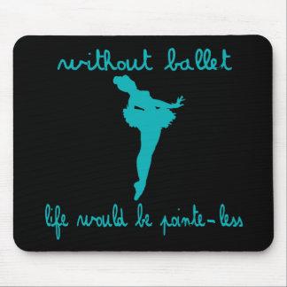 Ballet Mouse Mat