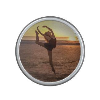 Ballet on the Beach Bluetooth Speaker