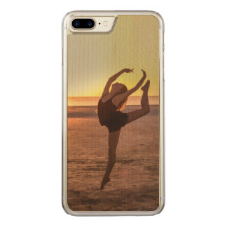 Ballet on the Beach Carved iPhone 8 Plus/7 Plus Case