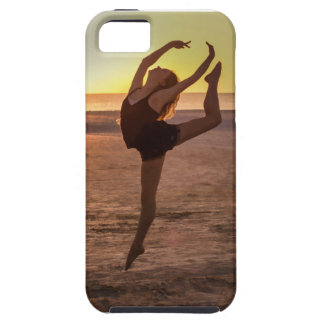 Ballet on the Beach iPhone 5 Covers