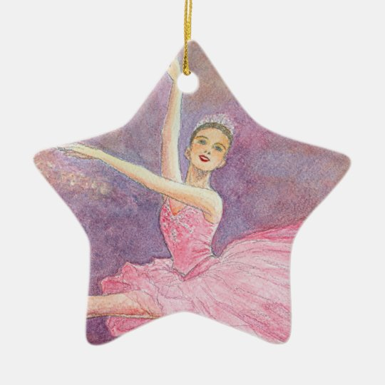 Ballet Ornament - Sugar Plum Fairy
