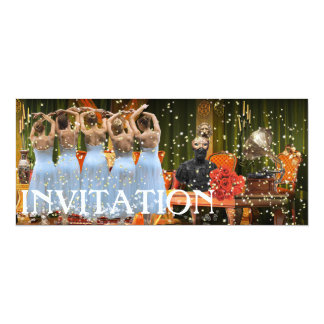 Ballet Party Invitation Luxury Chic