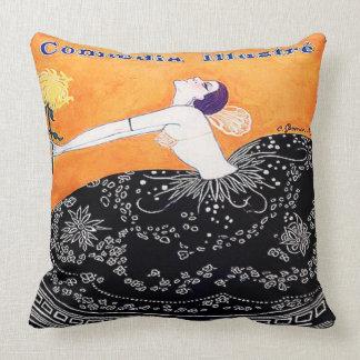 Ballet Performance Pillow Cushion