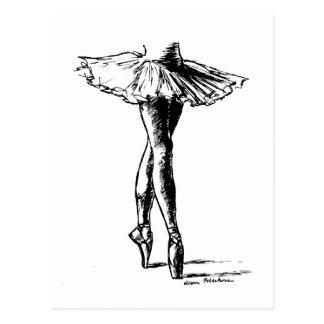 Ballet Post Cards