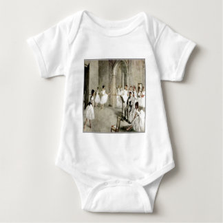 Ballet Practice Infant Creeper