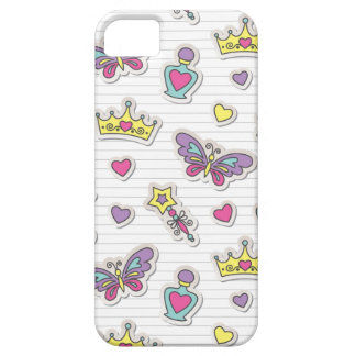 ballet princess pattern barely there iPhone 5 case