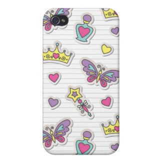 ballet princess pattern case for the iPhone 4