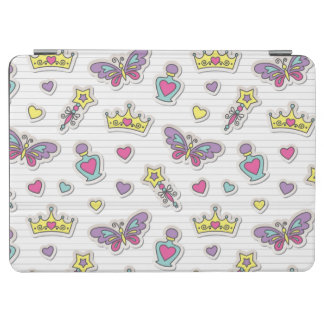 ballet princess pattern iPad air cover