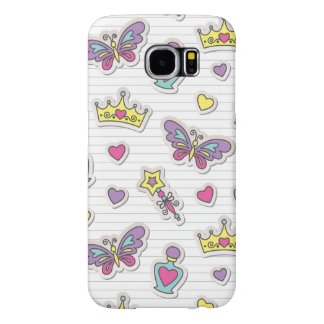ballet princess pattern samsung galaxy s6 cases