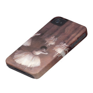 Ballet Rehearsal on the Stage by Edgar Degas Case-Mate iPhone 4 Case