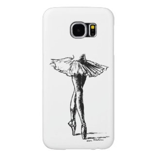 Ballet Samsung Galaxy S6 Cases