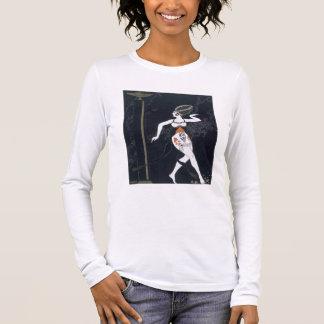 Ballet scene with Tamara Karsavina (1885-1978) 191 Long Sleeve T-Shirt