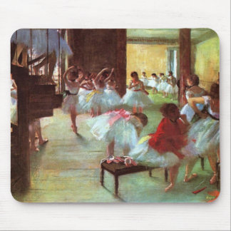 Ballet School Edgar Degas Mouse Pad