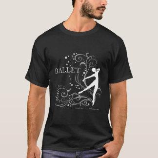 Ballet Scroll Dark T (customizable) T-Shirt