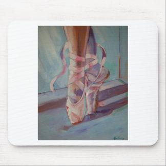 Ballet Shoes Mouse Pad