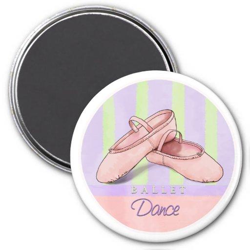 Ballet Slippers - Dance recital magnet