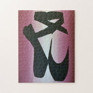 Ballet Slippers Puzzle