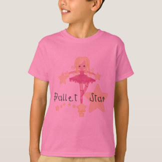 Ballet Star Tshirts and Gifts