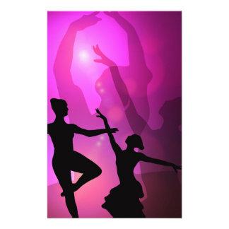 Ballet Stationery