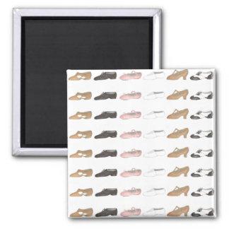 Ballet Tap Jazz Acro Lyrical Dance Shoe Magnet