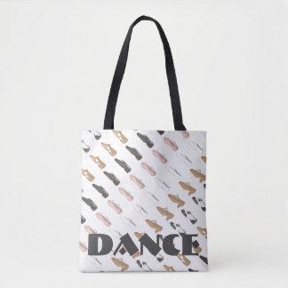 Ballet Tap Jazz Lyrical Dance Shoes Dancer Bag