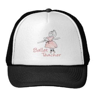 Ballet Teacher Mesh Hats