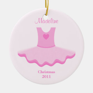 Ballet Tutu Christmas Ornament