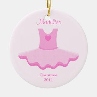 Ballet Tutu Christmas Ornament