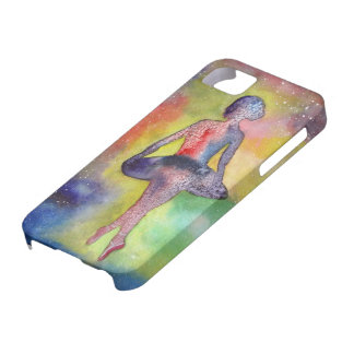 Ballet Watercolor iPhone SE + iPhone 5/5S Case