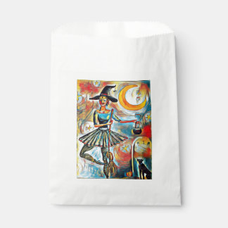 Ballet Witch Favour Bags