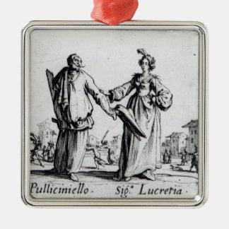 Balli de Sfessania, c.1622 2 Ornaments