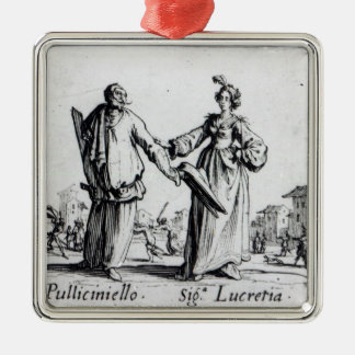 Balli de Sfessania c 1622 2 Ornaments