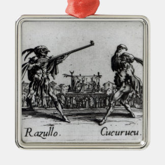 Balli de Sfessania, c.1622 Christmas Ornament