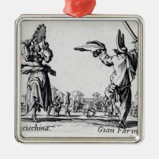 Balli de Sfessania, c.1622 Ornaments