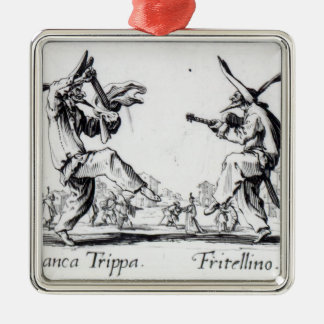 Balli de Sfessania, c.1622 Ornament