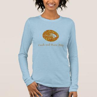 Ballistic Cats (Doctor), Crash and Burn 2007 Long Sleeve T-Shirt