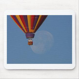 ballon-and-moon mouse pads
