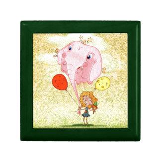 Ballon Gift Box