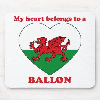 Ballon Mouse Mat