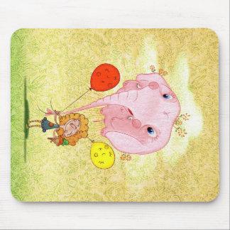 Ballon Mouse Pad