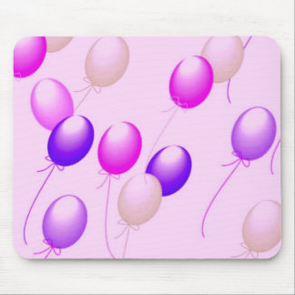 Ballon Mouse Pad