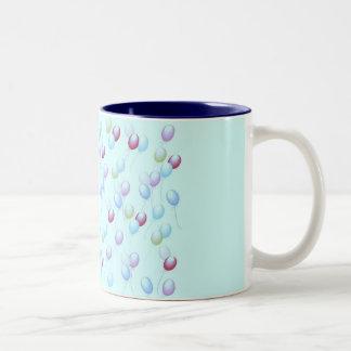 Ballon Two-Tone Mug