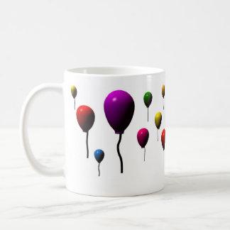 Ballons Basic White Mug