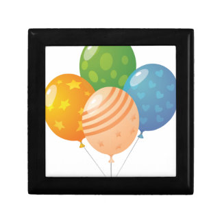 Ballons Gift Box