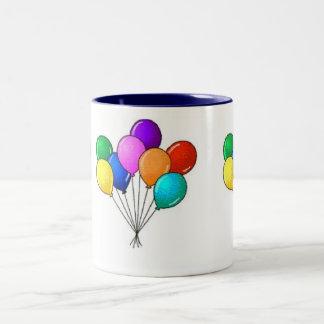 Ballons Two-Tone Mug