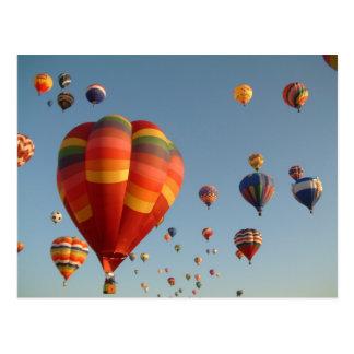 Balloon ABQ-2005-3 Postcard