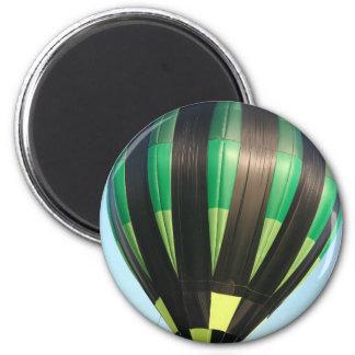 Balloon, airborne!  xlta refrigerator magnet