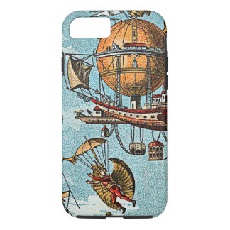 Balloon aircraft travels iPhone 7 case