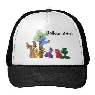 balloon animal group, Balloon Artist Cap
