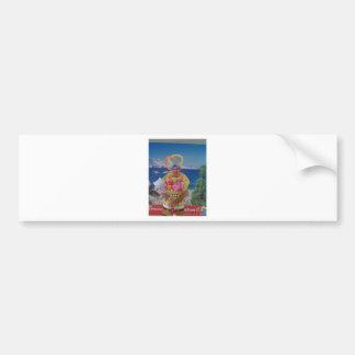 Balloon Animations Bumper Sticker